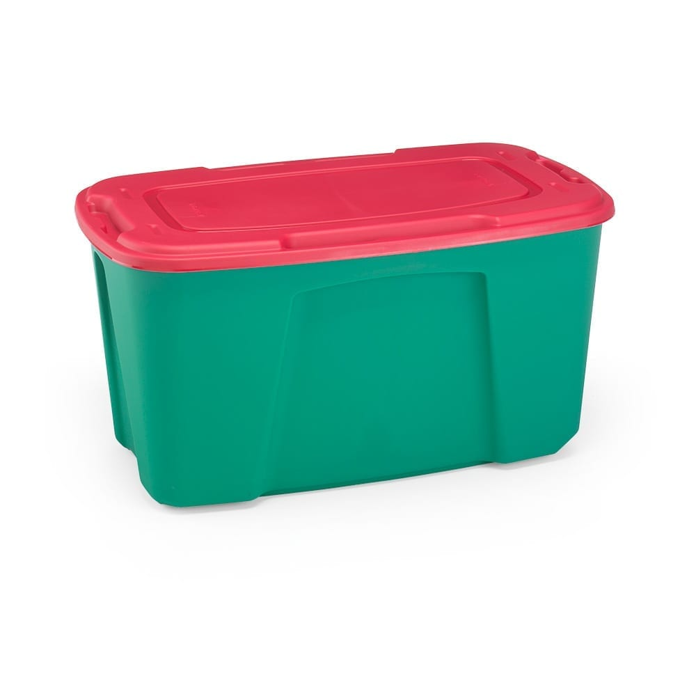 Holiday Storage Tote 49 Gallon