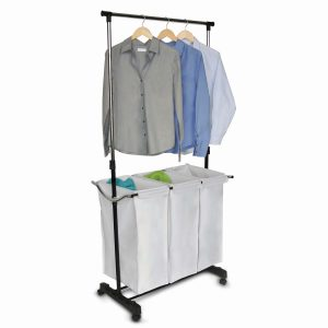 Adjustable Laundry Center